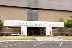 World Trade Center w Dallas Fotografia Stock