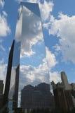 4 world trade center w Manhattan Fotografia Stock