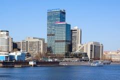 World Trade Center w Moskwa Fotografia Stock