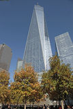 World Trade Center WTC, ground zero, New York City Royaltyfria Foton