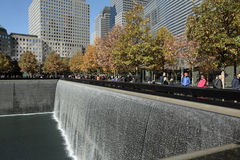 World Trade Center WTC, ground zero, New York City Royaltyfri Fotografi