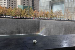 World Trade Center,WTC, Ground Zero,New York City Royalty Free Stock Photography