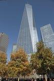 World Trade Center, WTC, punto cero, New York City Fotos de archivo libres de regalías