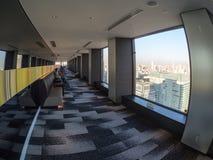 World Trade Centerobservatorium royaltyfri fotografi