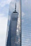 World Trade Centerplats - New York City Arkivbilder