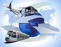 World Transport Stock Image