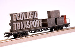 World Transport - Ecologic Royalty Free Stock Photography