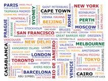World Travel Imágenes de archivo libres de regalías