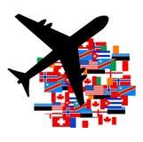 World travel Stock Image