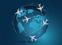 World travel and tourism Stock Images