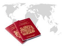 World travellers Royalty Free Stock Photo