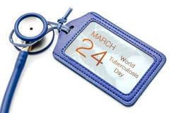 World Tuberculosis Day. Stock Photo