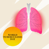 World Tuberculosis Day Royalty Free Stock Photography