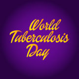 World Tuberculosis Day Stock Photography