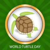 World Turtle Day Stock Photo