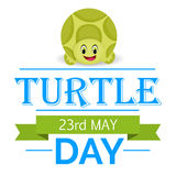 World Turtle Day Stock Image