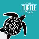 World Turtle Day Royalty Free Stock Images