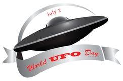 World UFO Day Stock Photo