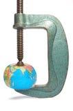World under pressure Stock Photography