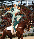 World vaulting championship Stock Photography