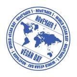 World vegan day Stock Image