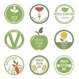 World Vegan Day Royalty Free Stock Photo