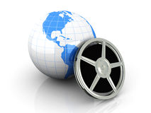 World of Video Royalty Free Stock Image