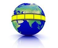 World Of Video Stock Photo
