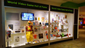 World Video Game Hall of Fame Stock Photo