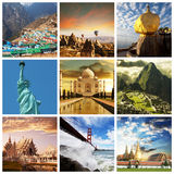 World view stock photos
