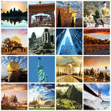World view Royalty Free Stock Photography