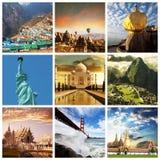 World view Royalty Free Stock Photo