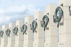 World War 2 Memorial Stock Images