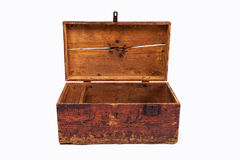 World war antique chest royalty free stock images