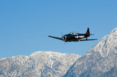 World War 2 Fighter Royalty Free Stock Images