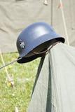 World War 2 German Helmet Royalty Free Stock Photography