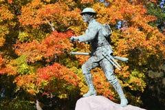 World War I Memorial Royalty Free Stock Photos