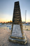 World War I memorial - Ermelo, South Africa Royalty Free Stock Photo