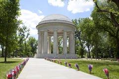 World War I Memorial Washington D.C. Stock Photos