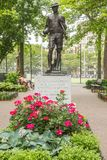 World War I Monuments in New York City royalty free stock images