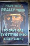 World War I poster in the United States. Of America stock photos