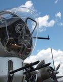 World War II B17 Bomber's Propellers Royalty Free Stock Image