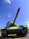 World War II Battle Tank  Stock Photo