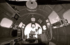 World War II bomber Royalty Free Stock Photography
