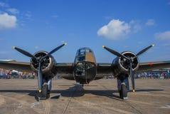 A World War II Bristol Blenheim light bomber