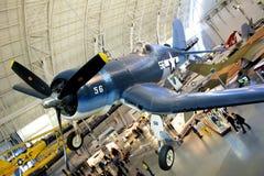 World War II Corsair Stock Images