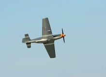 World War II era fighter Stock Photography