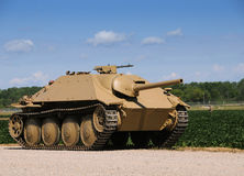 World War II era tank Stock Images