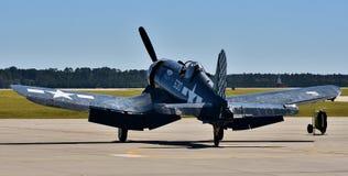 World War II-era Vought F4U Corsair Stock Images