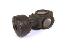 World War II gas mask (1) Stock Photo